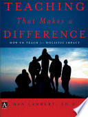 Teaching That Makes A Difference Book PDF