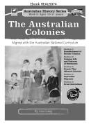 Australian History Series: The Australian Colonies (ages 10-11 years) Pdf/ePub eBook