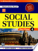 Social Studies For Class Iv (Tn)