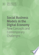 Social Business Models in the Digital Economy