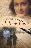 The Journal of Helene Berr Pdf/ePub eBook