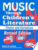 Music Through Children s Literature Book