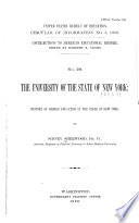 The University Of The State Of New York