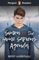Penguin Readers Level 5 Simon Vs The Homo Sapiens Agenda Elt Graded Reader