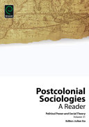 Postcolonial Sociologies