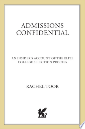 Download Admissions Confidential Free Books - Get Bestseller Books For Free