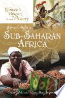 Women S Roles In Sub Saharan Africa