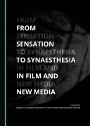 From Sensation to Synaesthesia in Film and New Media Pdf/ePub eBook