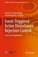 Event Triggered Active Disturbance Rejection Control