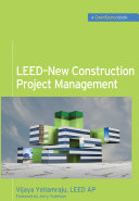 Pdf LEED-New Construction Project Management (GreenSource) Telecharger