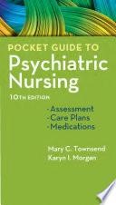Pocket Guide To Psychiatric Nursing Book PDF
