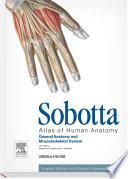 Sobotta Atlas of Human Anatomy, Vol.1, 15th ed., English