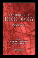 Handbook of Toxicology, Third Edition