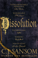 Dissolution  A Shardlake Novel 1