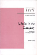 Stake In The Company......