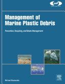 Management of Marine Plastic Debris [Pdf/ePub] eBook