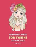 Coloring Book for Tweens