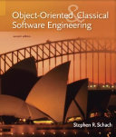 Cover of Object-Oriented and Classical Software Engineering