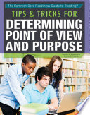 Tips   Tricks for Determining Point of View and Purpose Book
