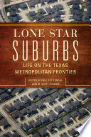 Lone Star Suburbs Book