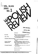 The Polish Review