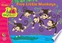 Five Little Monkeys Book PDF