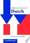 A Reference Grammar of Dutch