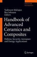 Handbook of Advanced Ceramics and Composites