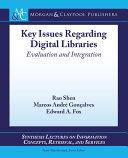 Key Issues Regarding Digital Libraries