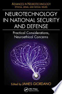 Neurotechnology in National Security and Defense