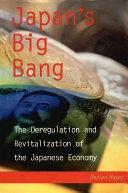 Japan s Big Bang