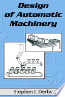 Design of Automatic Machinery
