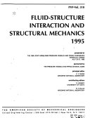 Fluid Structure Interaction And Structural Mechanics Book PDF