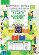 Oswaal Karnataka PUE Sample Question Papers I PUC Class 11 Economics Book (For 2021 Exam) Pdf/ePub eBook