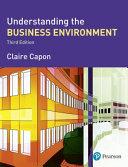 Understanding the Business Environment