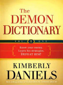 The Demon Dictionary