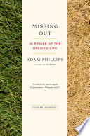 Missing Out Book