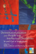 Deinstitutionalization and People with Intellectual Disabilities Pdf/ePub eBook