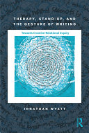 Therapy, Stand-Up, and the Gesture of Writing Pdf/ePub eBook