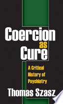 Coercion as Cure Book