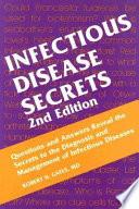 Infectious Disease Secrets Book