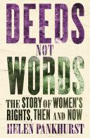 Pdf Deeds Not Words Telecharger