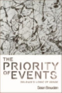 Priority of Events