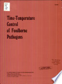 Time-temperature Control of Foodborne Pathogens
