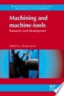 Machining and Machine-tools