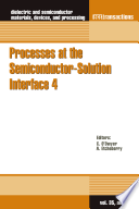 Processes at the Semiconductor-Solution Interface 4