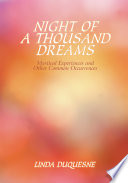 Night Of A Thousand Dreams Book
