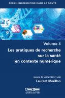 Pdf Les pratiques de recherche sur la santé en contexte numérique Telecharger