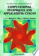 Computational Techniques and Applications  CTAC 95