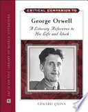 Critical Companion to George Orwell
